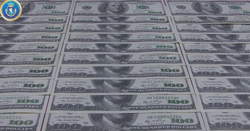 სუს-ის ანტიკორუფციული სააგენტო: ყალბი ფულის გასაღების ფაქტზე 2 პირი დავაკავეთ
