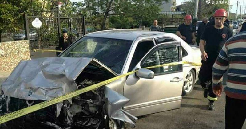 გონიო-სარფის გზატკეცილზე მომხდარ ავარიას ორი ადამიანი ემსხვერპლა