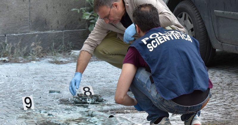 რომის ცენტრში ფოსტის შენობასთან ხელნაკეთი ბომბი აფეთქდა, დაშავებულები არ არიან