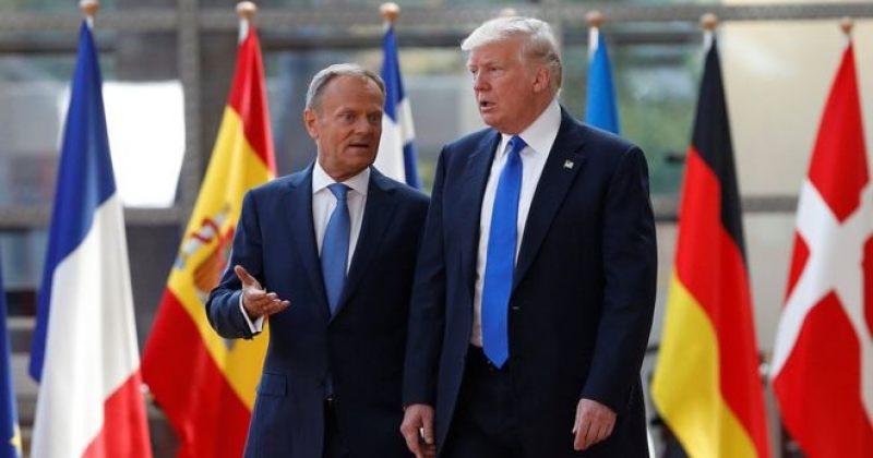 ტუსკი: ევროკავშირს და აშშ-ს რუსეთთან დაკავშირებით 100 %-ით საერთო პოზიცია არ გააჩნიათ