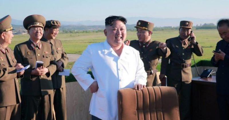 ჩრდილოეთ კორეამ მორიგი ბალისტიკური რაკეტა გამოსცადა