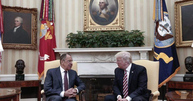 The Washington Post: ტრამპმა რუსეთს დაზვერვის საიდუმლო ინფორმაცია მიაწოდა