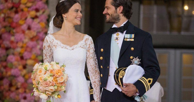 სამეფო ქორწილების საქორწინო კაბები