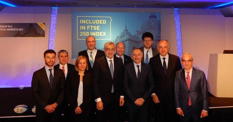 TBC ლონდონის საფონდო ბირჟის უმსხვილესი კომპანიების ინდექსში, FTSE 250-ში შევიდა