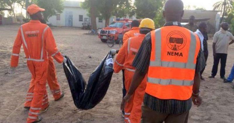 ნიგერიაში მომხდარ 4 აფეთქებას სულ მცირე 17 ადამიანი ემსხვერპლა