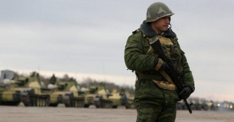 ოკუპირებულ ცხინვალის რეგიონში რუსეთმა მასშტაბური სამხედრო წვრთნები დაიწყო
