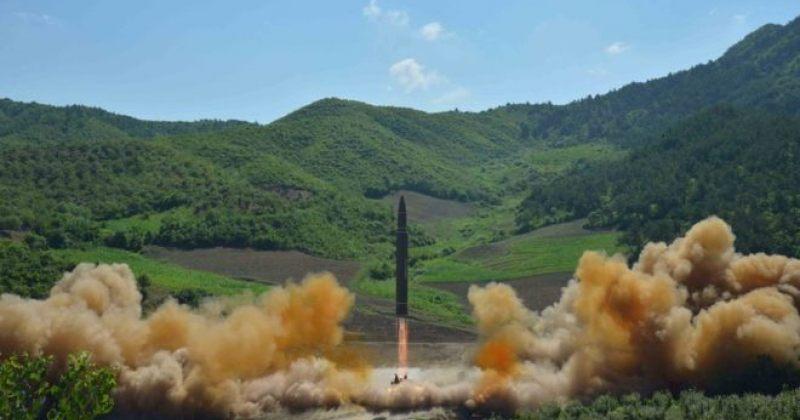 ჩრდილოეთ კორეამ ბოლო 2 კვირაში მეოთხე სარაკეტო გამოცდა ჩაატარა