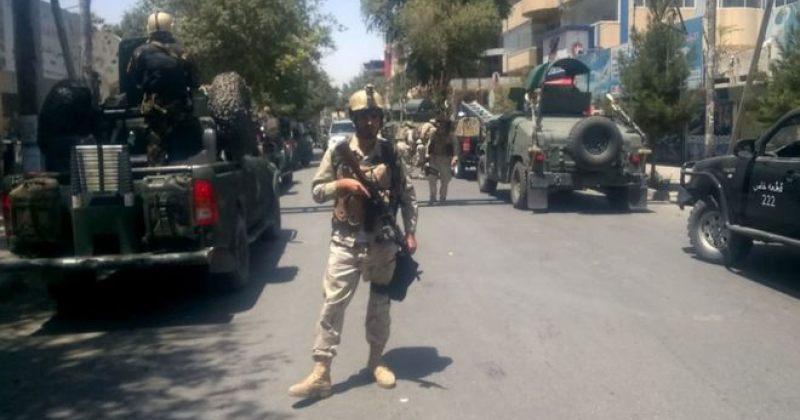 ქაბულში, ერაყის საელჩოსთან თვითმკვლელმა ტერორისტმა თავი აიფეთქა