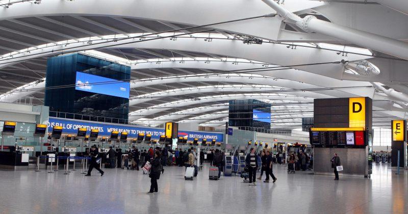 ლონდონის ჰითროუს აეროპორტში ევაკუაცია გამოცხადდა
