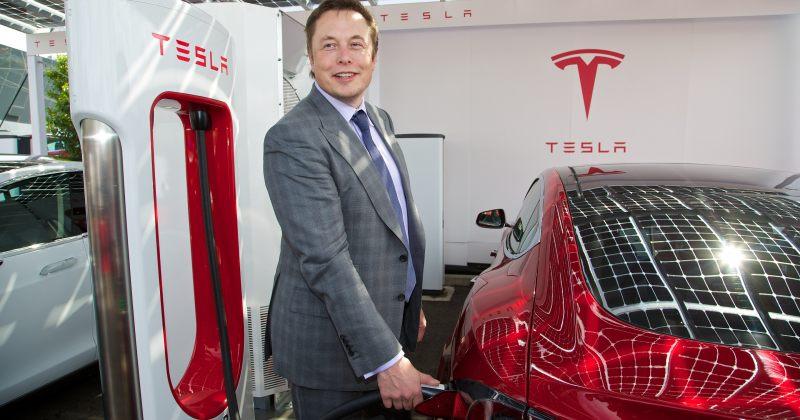 ელონ მასკის საპირველაპრილო Tweet-ი Tesla-ს გაკოტრებაზე და აქციების ვარდნა