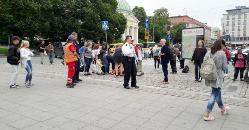 ფინეთის პოლიციის ცნობით, ტურკუში თავდასხმის შედეგად ორი ადამიანია გარდაცვლილი