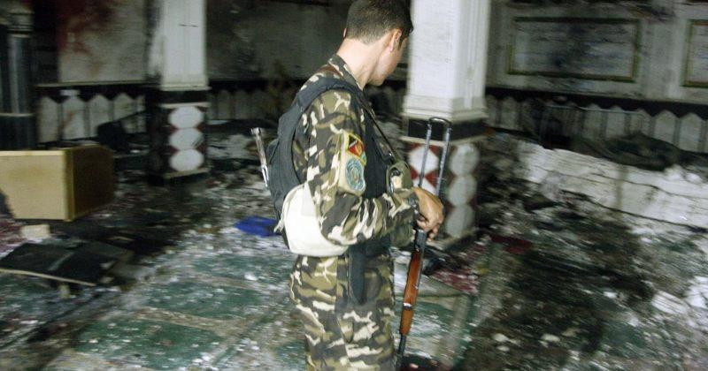 ავღანეთში შიიტურ მეჩეთთან მომხდარ თავდასხმაზე პასუხისმგებლობა ISIS-მა აიღო