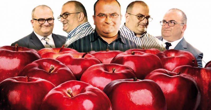 """""""პროექტის მიზანია, შესვენებაზე ბავშვმა შეჭამოს ვაშლი"""" - სკოლებში ვაშლები დარიგდება"""