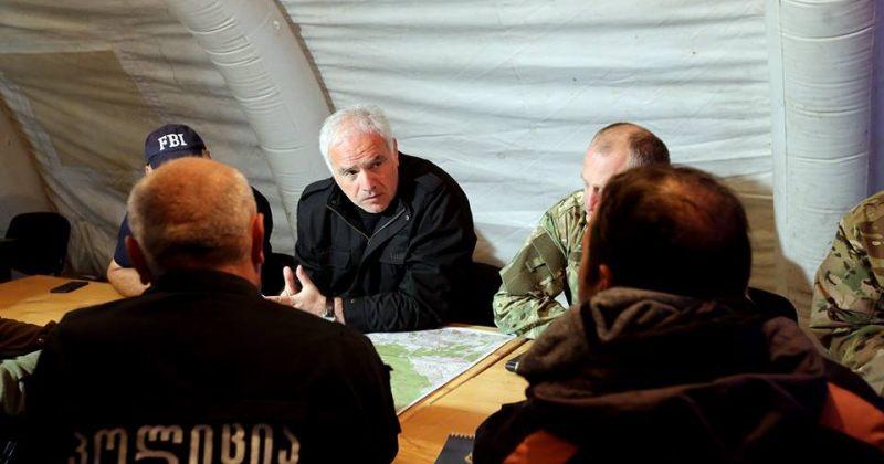 შს მინისტრი: აბასთუმნის ხანძრის ჩასაქრობად, რუსეთისთვის დახმარება არ გვითხოვია