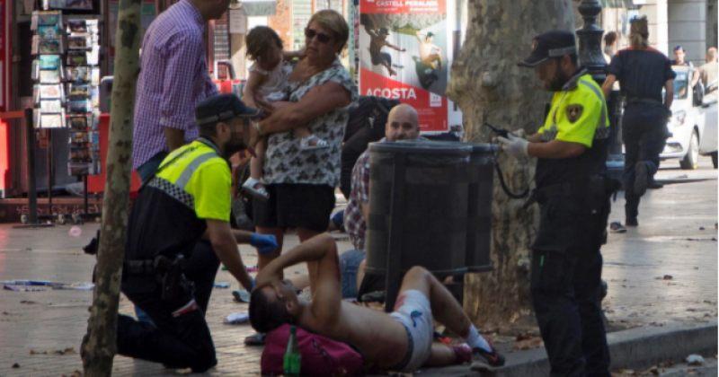 ესპანეთის ტერაქტი 15 კადრში