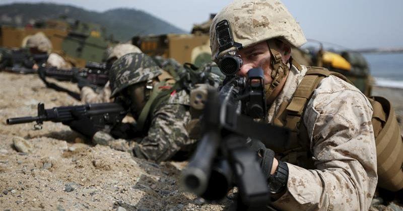 აშშ და სამხრეთ კორეა ერთობლივი სამხედრო წვრთნებისთვის ემზადებიან