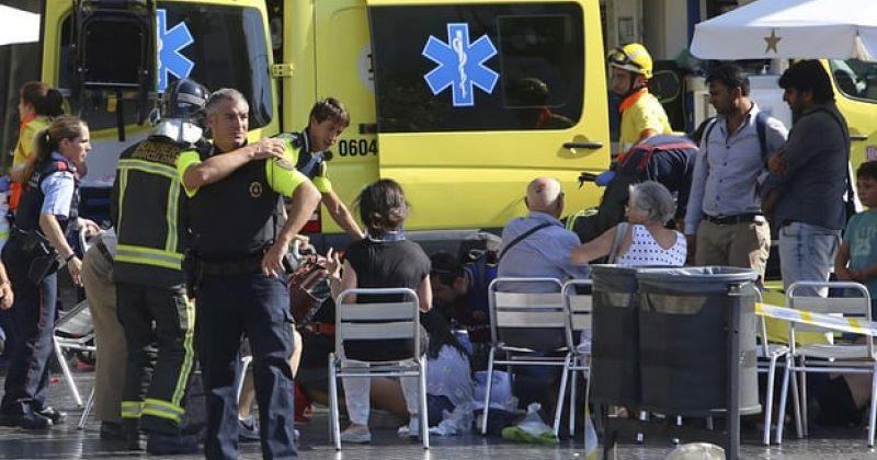 ბარსელონაში მომხდარ ტერაქტს სულ მცირე 13 ადამიანი ემსხვერპლა
