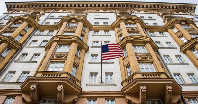 აშშ-მა რუსეთის მასშტაბით არასაიმიგრაციო ვიზების გაცემა შეაჩერა