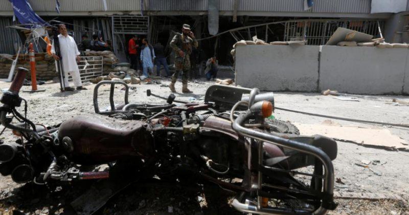 ავღანეთში ბანკზე თავდასხმას ხუთი ადამიანი ემსხვერპლა