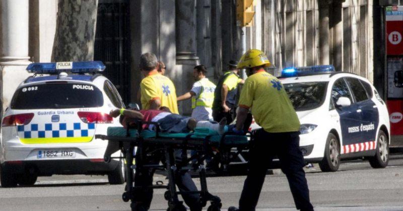 კატალონიის პოლიცია: დაღუპულია 1 ადამიანი, დაშავებულია 32
