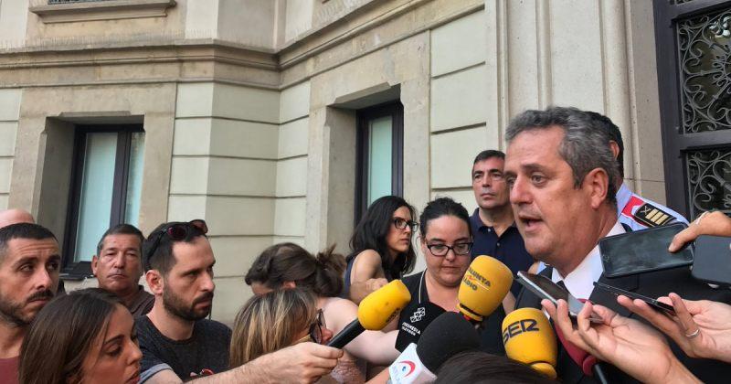 კატალონიის შს მინისტრი: დაღუპულია 13 ადამიანი, 50-ზე მეტი კი დაშავებულია