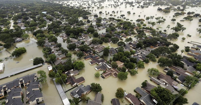ჰარვის მსხვერპლთა რაოდენობა 18-მდე გაიზარდა, ქარიშხალი ლუიზიანასკენ მიიწევს