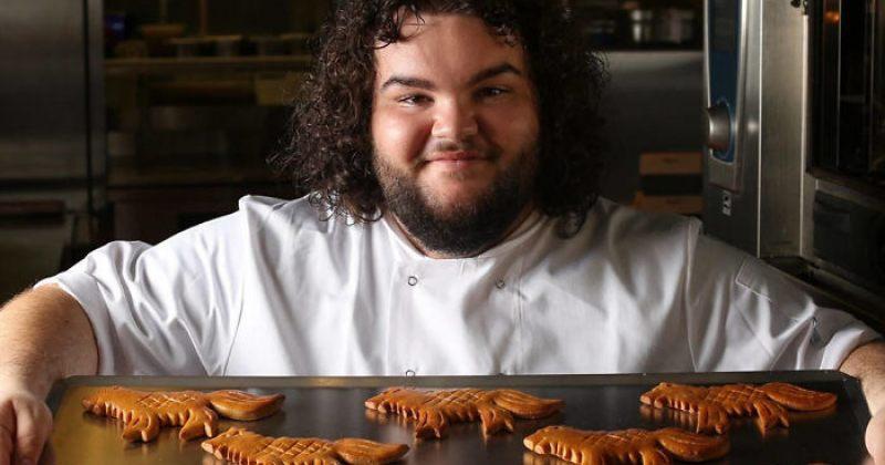 Game of Thrones-ის გმირმა Hot Pie-მ ნამდვილი საცხობი გახსნა