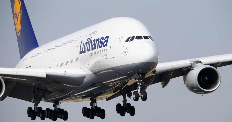 Lufthansa ივნისის ბოლომდე 130 მიმართულების აღდგენას გეგმავს