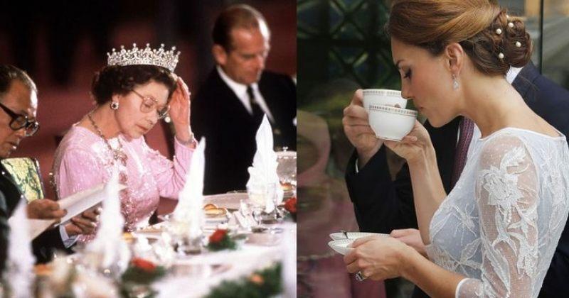 მკაცრი წესები, რომელსაც ბრიტანეთის სამეფო ოჯახის წევრები ყოველთვის იცავენ