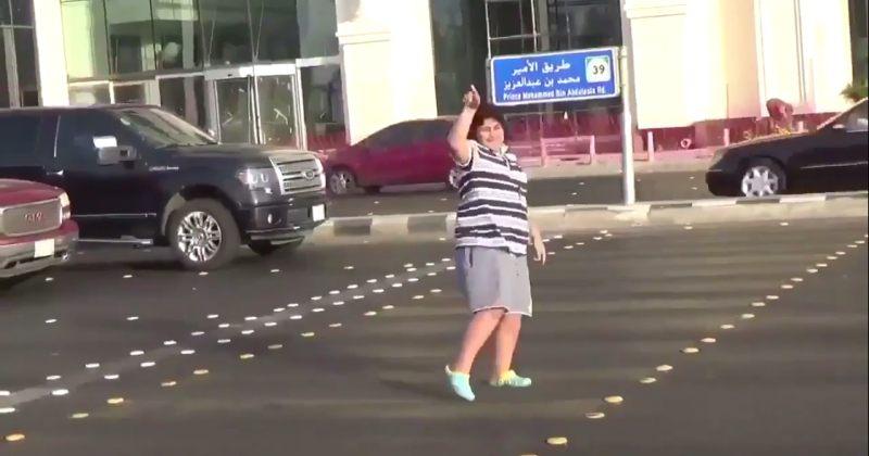 ქუჩაში მაკარენას ცეკვისთვის საუდის არაბეთში თინეიჯერი დააკავეს