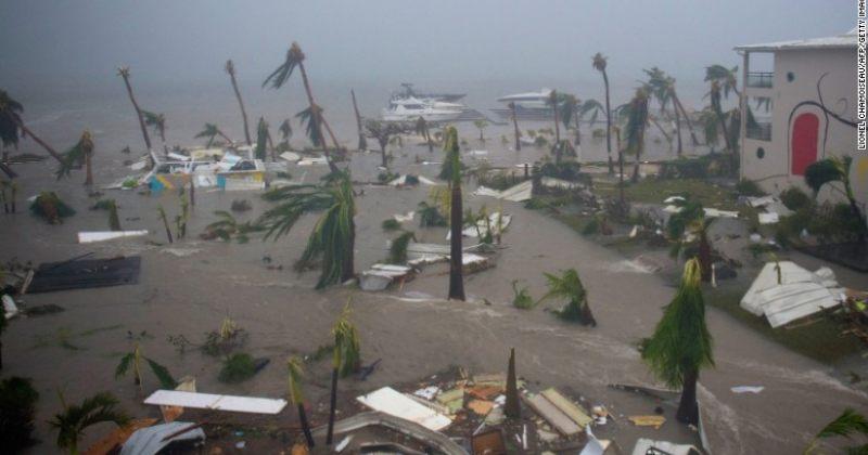 ქარიშხალი ირმა, რომელმაც 14 ადამიანის სიცოცხლე იმსხვერპლა, ფლორიდასკენ მიემართება