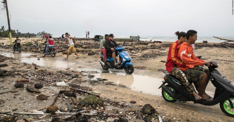ფოტოები: ქარიშხალ ირმას შედეგები კარიბის ზღვის კუნძულებზე