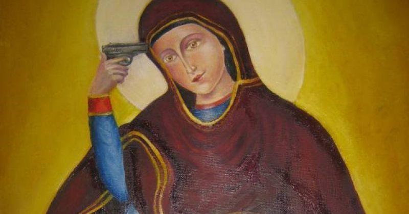 ლია უკლებას ნახატი ტუნისის ფემინისტური ხელოვნების ფესტივალზე იქნება წარმოდგენილი