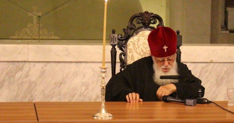 ილია II კალაძეს: გონიერებითა და ენერგიულობით სერიოზული ავტორიტეტი მოიპოვეთ