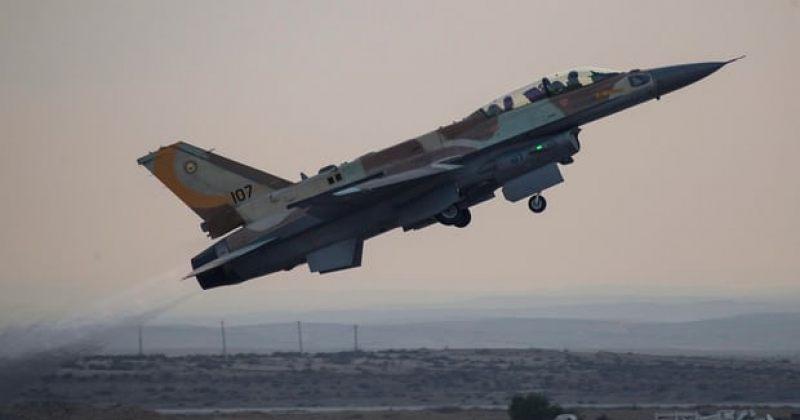 ისრაელის საჰარო ძალებმა სირიაში სამხედრო ბაზა დაბომბა