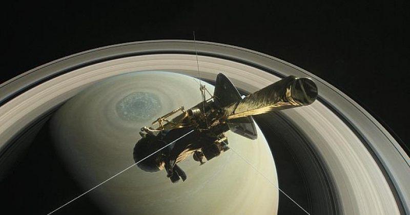 20 წლიანი მოგზაურობის შემდეგ სატურნის ორბიტაზე მოძრავი ხომალდი კასინიგანადგურდა