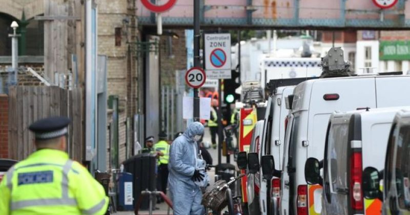 ლონდონის მეტროში აფეთქებისთვის 18 წლის მამაკაცი დააკავეს