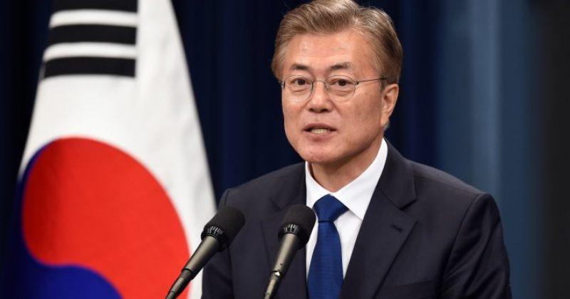 მუნ ჯე ინი სამხრეთ კორეაში ატომური იარაღის განთავსებას გამორიცხავს