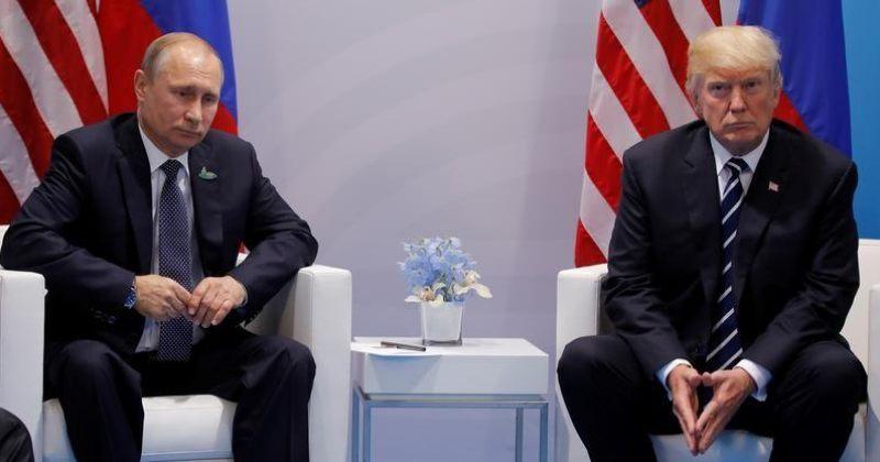 საიდუმლო დოკუმენტი რუსეთის აშშ-სთან დაახლოების მცდელობას ასახავს