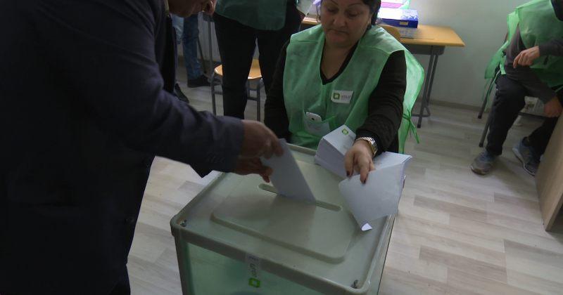 ცესკო: 10 საათისთვის ამომრჩეველთა აქტივობა 7.26%-ია, I ტურში - 6.8% იყო