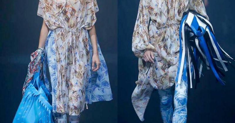 დემნა გვასალიამ Balenciaga-ს ახალი კოლექცია წარადგინა