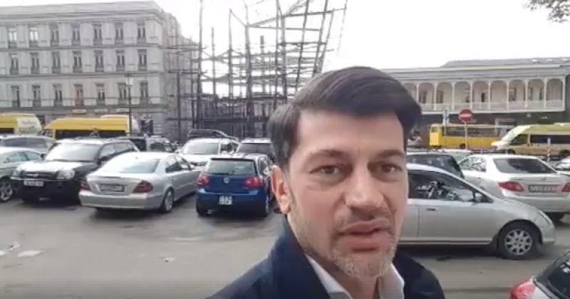 კალაძე პანორამა თბილისზე: ვერავინ და ვერაფერი შეაჩერებს ქალაქის განვითარებას