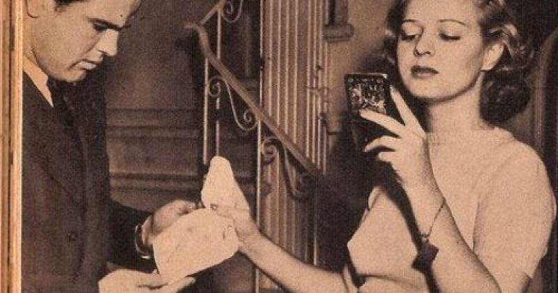 ვინტაჟური მითითებები - როგორ არ უნდა მოქცეულიყვნენ 30-იანი წლების გოგონები პაემანზე