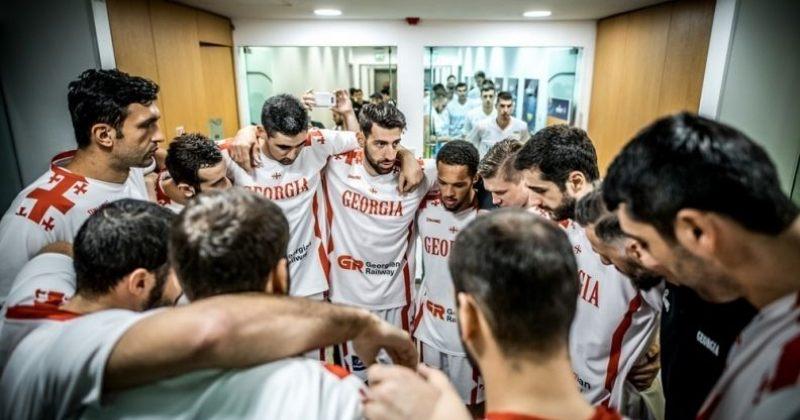 საქართველოს საკალათბურთო ნაკრებმა FIBA-ს რეიტინგში 19 საფეხურით მაღლა აიწია