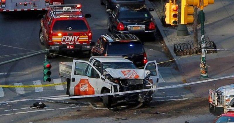თავდასხმა მანჰეტენზე - დაღუპულია სულ მცირე 8 ადამიანი