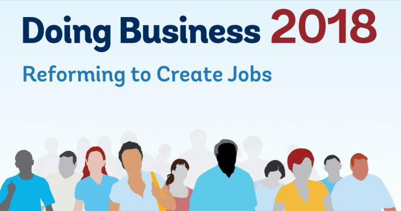 Doing Business: საქართველო ბიზნესის კეთების სიმარტივით მსოფლიოში მეცხრე ადგილზეა