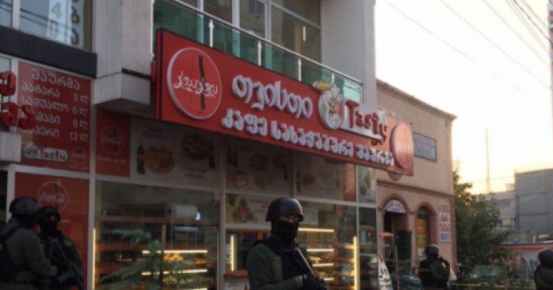 თბილისში სპეცოპერაციის შედეგად 2 ადამიანი ფულის გამოძალვის ბრალდებით დააკავეს