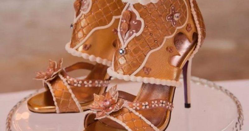 მსოფლიოს ყველაზე ძვირადღირებული ფეხსაცმელი $15 მლნ ღირს