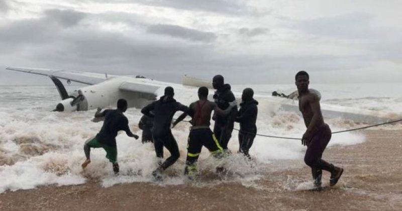 კოტ-დ'ივუარში თვითმფრინავის ჩამოვარდნას 4 მოლდოველის სიცოცხლე ემსხვერპლა