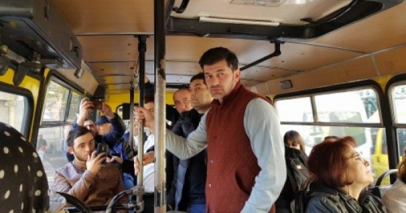 კალაძე: თბილისში უფრო დიდგაბარიტიანი, 18 და 24-მეტრიანი ავტობუსები შემოვა